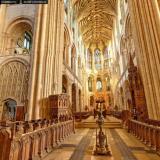 【Norwich Cathedral】重获新生的诺里奇大教堂