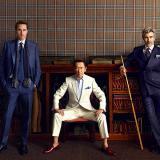 英国萨维尔街:高富帅的西装都是在这里买的!