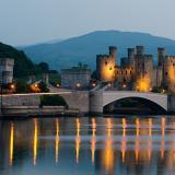 【Gwynedd】格温内斯郡入选世界遗产的四大城堡
