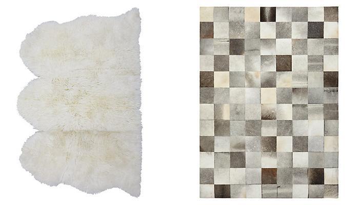 John Lewis方块地毯