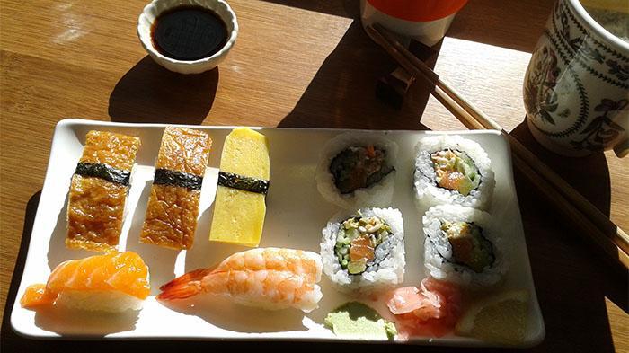 Japon:Sushi & Roll