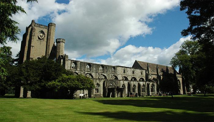 邓凯尔德大教堂(Dunkeld Cathedral)