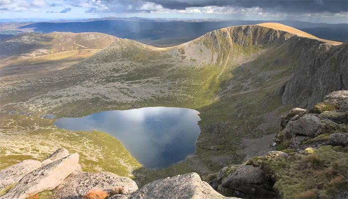 凯恩戈姆山(CairnGorm Mountain)