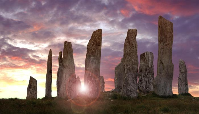 卡拉尼什巨石阵(Callanish Stones)