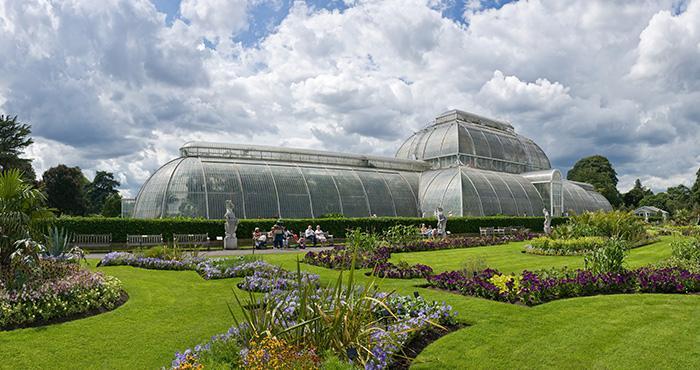 邱宫(Kew Gardens)