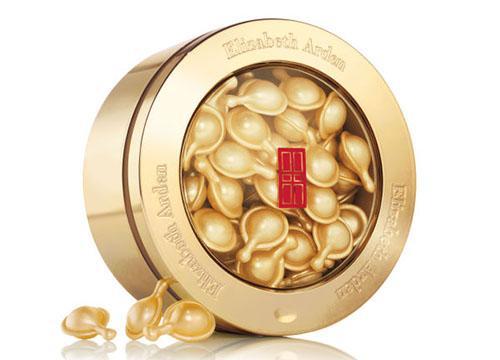 Elizabeth Arden Ceramide Gold Ultra Restorative Capsules(伊丽莎白雅顿金致胶囊精华液)