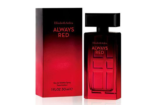 Elizabeth Arden Always Red Eau De Toilette(伊丽莎白雅顿红门香水)