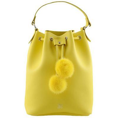 Grafea Women's Cherie Bucket Bag-Yellow