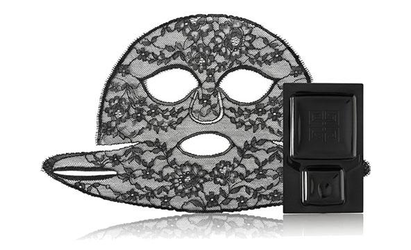 Givenchy Le Soin Noir Lace Face Mask