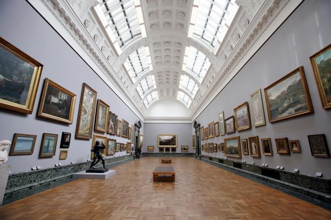 伦敦泰特不列颠美术馆