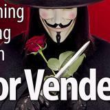【V For Vendetta】浅谈电影《V字仇杀队》