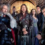 【Beowulf】欧洲文学的三大英雄史诗之一:《贝奥武夫》