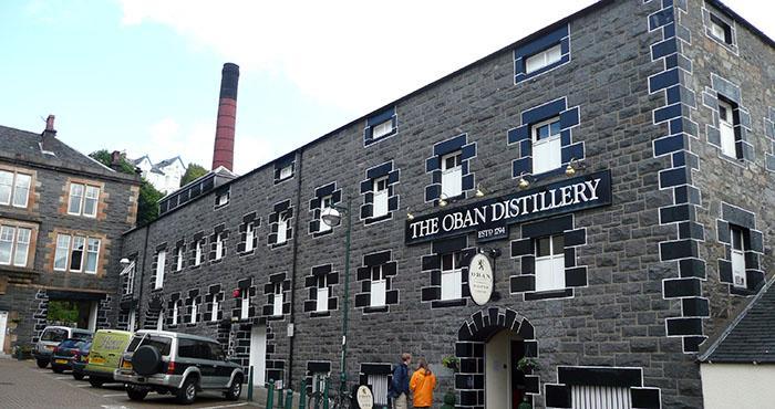 Oban Distillery酒厂