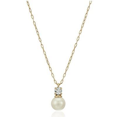 Kate Spade New York Pearl Mini Cream Necklace