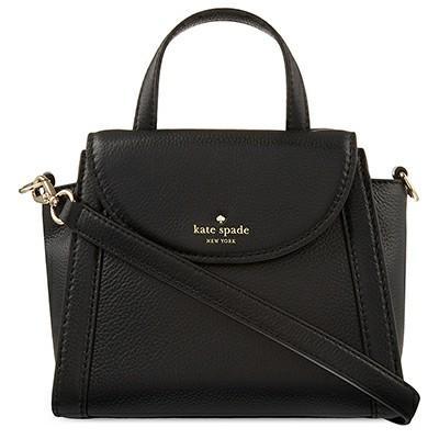 Adrien Leather Shoulder Bag