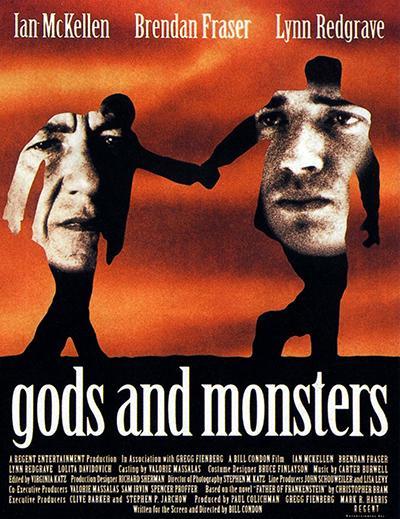 《诸神与野兽》(Gods and Monsters)