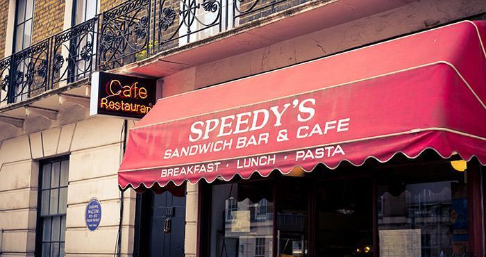 史皮迪斯咖啡厅(Speedy's Café)