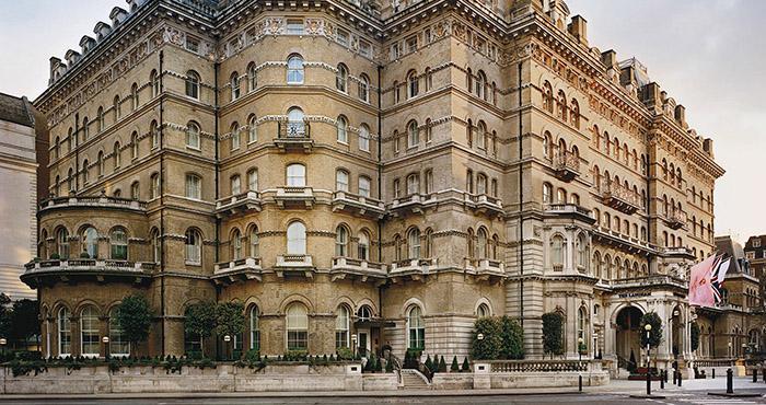 朗廷酒店(Langham Hotel)