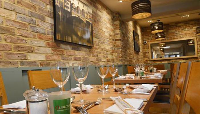 Reading Quattro Restaurant