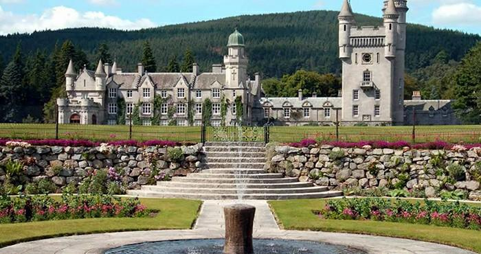 巴尔莫勒尔堡(Balmoral Castle)