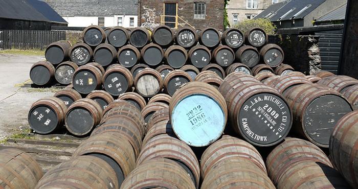 云顶酿酒厂(Springbank Distillery)