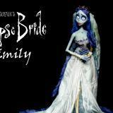《僵尸新娘》哥特式童话,黑色的浪漫