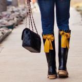 【Joules】有没有可能雨靴也时尚?