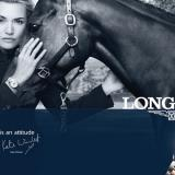 【Longines】浪琴女士腕表,一场优雅复古的运动体验