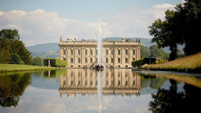谢菲尔德周边美景推荐之达西庄园(Chatsworth House)