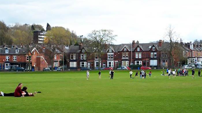 谢菲尔德周边美景推荐之Endcliffe Park