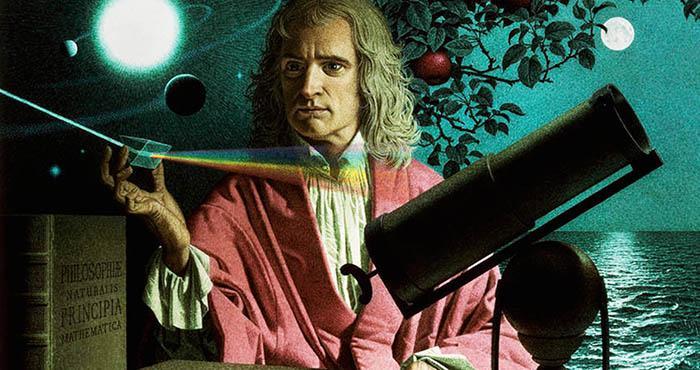 艾萨克·牛顿(Isaac Newton)
