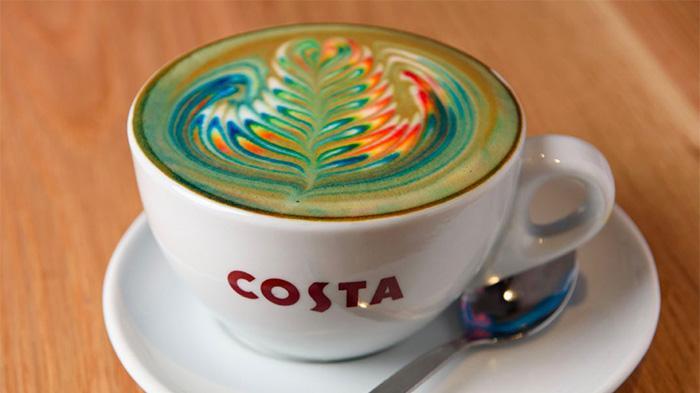 英国三大咖啡连锁品牌简介之Costa