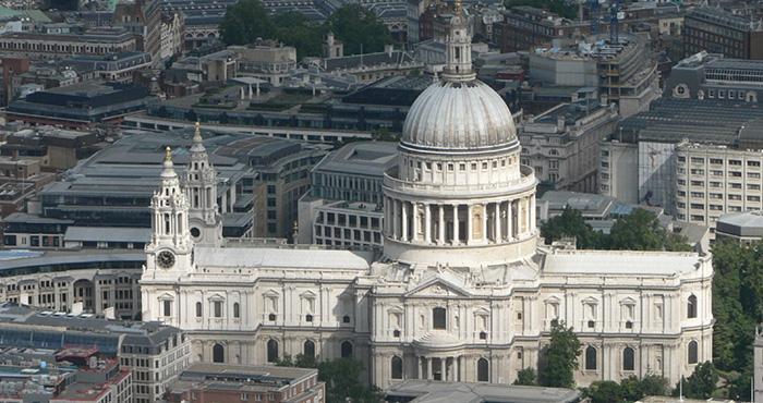 圣保罗大教堂(St Paul's Cathedral)