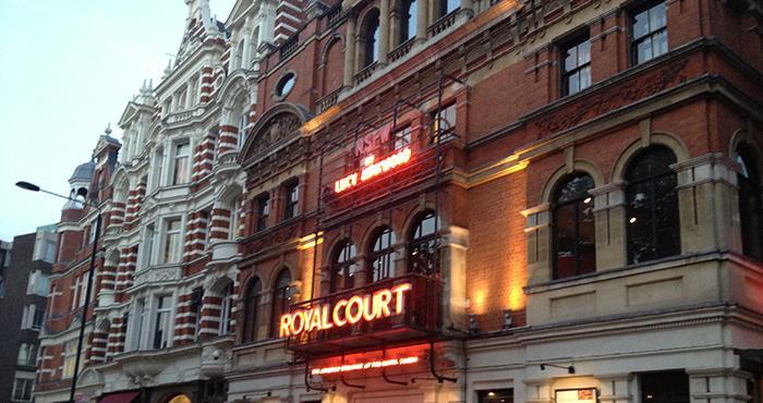 皇家宫廷剧院(The Royal Court Theatre)