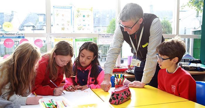 英国苏格兰公立中小学