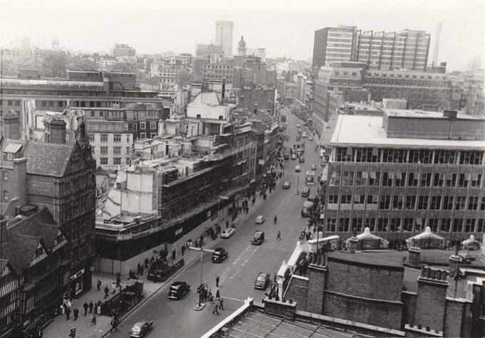City of London老照片