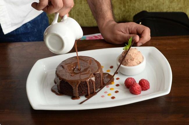 Artisan dessert parlour, Sparkbrook