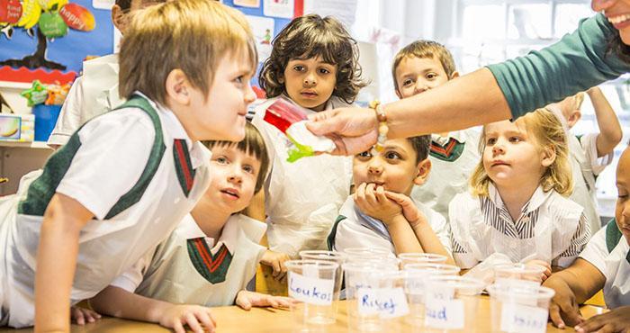 英国儿童早教