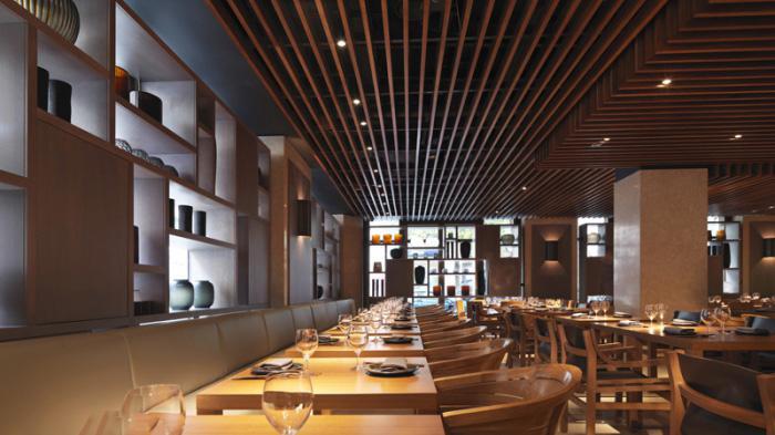 Novikov伦敦梅菲尔亚洲餐厅