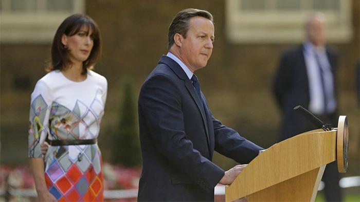 英国首相卡梅伦David Cameron