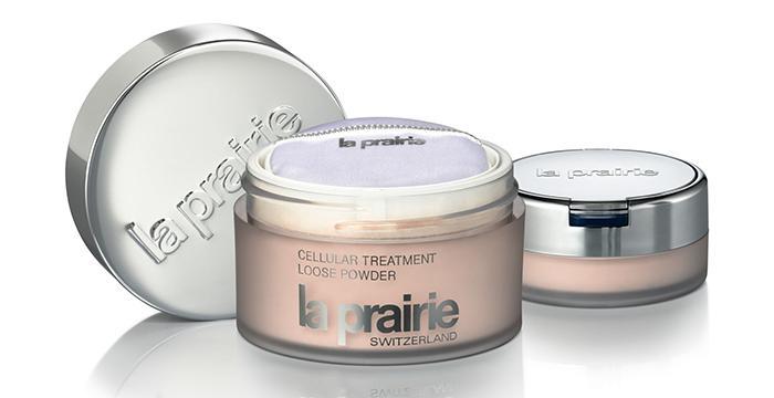 La Prairie Cellular Treatment Loose Powder细胞更新蜜粉底