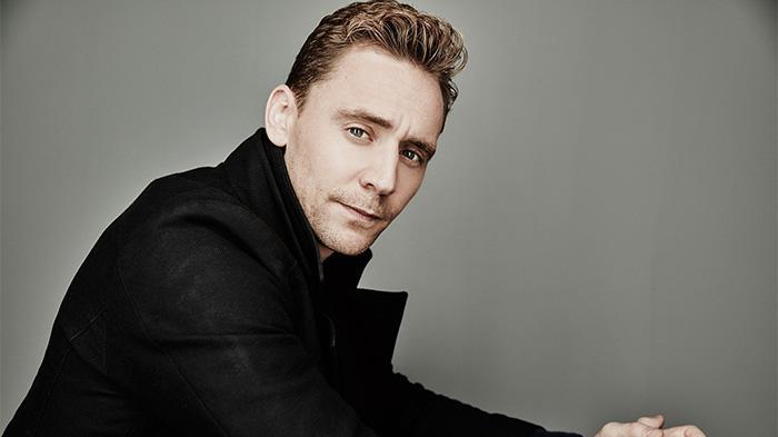抖森汤姆·希德勒斯顿Tom Hiddleston