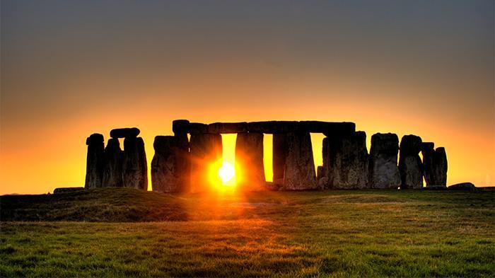 巨石阵Stonehenge