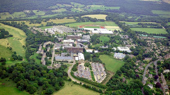 巴斯大学University of Bath
