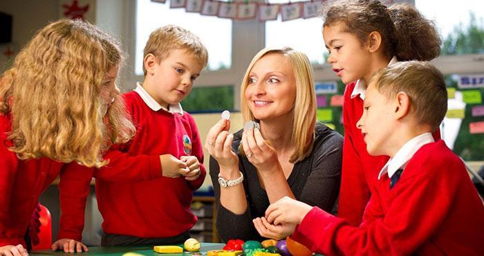 英国小学数学教些什么
