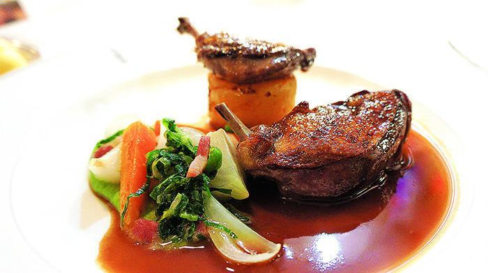 Le Gavroche米其林二星法式餐厅