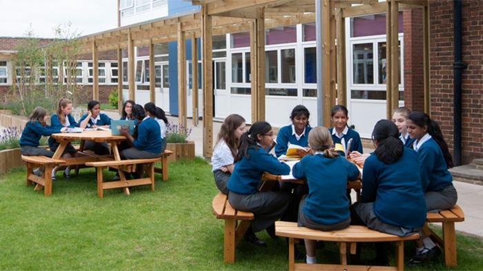 The Tiffin Girls' School