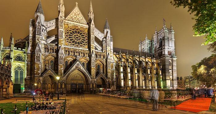Westminster Abbey 西敏寺大教堂
