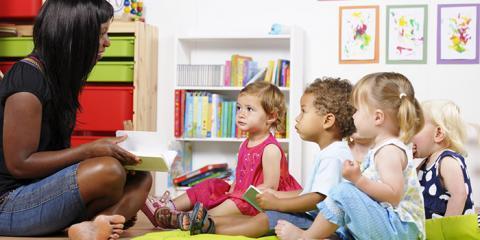 在英国帮娃挑选幼儿园有哪些步骤