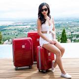 百变时尚的Suitsuit女士旅行箱全系列